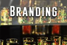 Branding / Your #brand shows the world who you are. Find great tips for #branding your #freelance #writing business here.