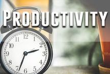 Productivity / Great #productivity and  #timemanagement skills are a must if you are going to run a successful #freelance #writing business. Here are some great ideas.