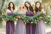 Purple Weddings / purple wedding ideas and inspiration
