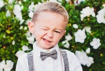 Children at Weddings / page boys, flower girls, young bridesmaids outfits, ideas and inspiration