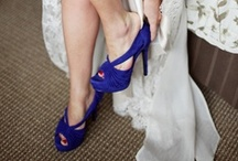 Blue Weddings / something blue for brides and weddings