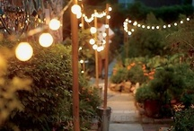 outside / garden, yard and patio ideas and inspiration