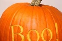 Halloween/Fall Ideas / by Vanessa Noble Horejs
