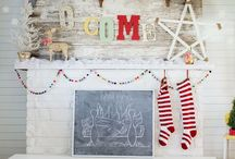 Holiday Decor / by Amy Schoettker