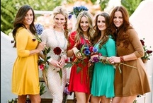 Bachelorette Party Ideas / Lots of fun, chic and unique ideas for a classy bachelorette party or bridal shower!
