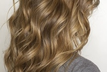 Hair do / by Vanessa Noble Horejs