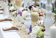Centerpieces & Table Settings