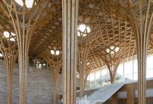 ARCHITECTURE ✚ INTERIOR DESIGN / Great architecture and cool interior design