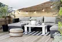 HOME ✭ Outdoor / Garden and outdoor inspiration