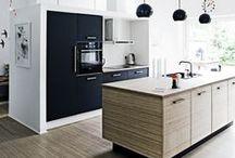 HOME ✭ Kitchen / Kitchen interiors