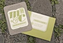 My Green & Ivory Wedding / by Cece Merkle
