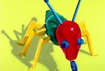 Toys...Childhood Memories / by WhitezombieBEAR Toronto