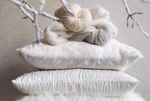 KNITS ✚ TEXTILE ✚ PILLOWS / Beautiful textiles