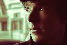 Benedict Cumberbatch / by Pyper Trisler