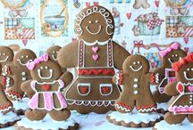 Gingerbread / My favorite doll The scent, the taste! I love it!