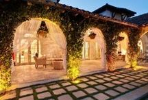 Lanai, porches & gardens / The most beautiful lanai and porches.