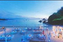 Beach Weddings - Say I Do / by Shangri-La Hotels & Resorts