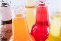 Soda stream syrups / by Pernille Madsen