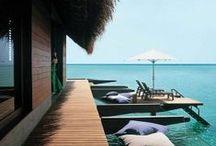 Maldives Island Getaways / Maldives Resort, Spa and Golf, Villingili / by Shangri-La Hotels & Resorts