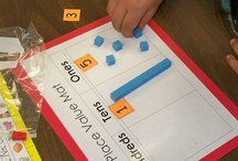 Math First Grade / by Vanessa Noble Horejs