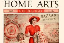 """Home Arts"" / by Nancy Leonard Everett"