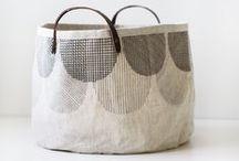 DYI ✭ Fabrics / DIY fabric ideas