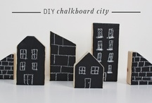 DIY ✭ Kids / DIY ideas to do with/for kids