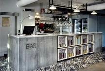 DESIGN ✭ RESTAURANTS / Restaurant interior