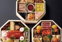 o s h o g a t s u / japanese new year cooking and decoration.