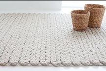 RUGS ✚ CARPETS / Rugs and carpet inspiration
