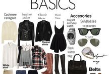 Wardrobe Basics and How-To's / by Rachel Farmer