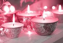 Scented Candles & potpourri / Beautiful candles and scents. My favorite scented candles are swan creek candles, yankee candle, village candle.