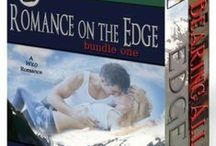 Romance on the Edge Novels / EDGE HOOKED SHIVER DEATH CACHE