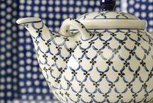 Bunzlau  boleslawiec pottery / My favorite Polishouder pottery