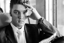 Elvis Presley / the king of rock and roll with a dangerous charisma!