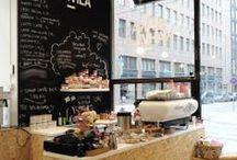 DESIGN ✭ COFFEE SHOP