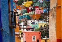 ¡Viva México! / by Megan Newman