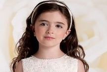 Joan Calabrese / Flower girl and communion dresses