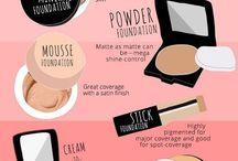 Makeup / by Sarah Walker