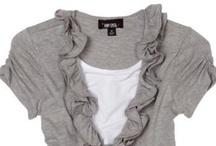 T-Shirt, Shirt & Sweater Refashions
