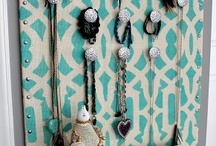 """Jewelry Display Ideas / This board is part of my new Inspired by Pinterest show on @MyCraftChannel titled """"Jewelry Displays.""""  You will be amazed and the fun Pinterest inspired jewelry displays that I featured on this episode. I'll even show you how to create a couple of the PINS I found.   http://www.mycraftchannel.com/Shows/Inspired-by-Pinterest-with-Lori-Allred/Jewelry-Displays/"""