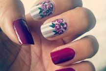 Easy / Cute Nail Art Designs / These nail designs are so easy to do, they always look like you got them done at a salon!