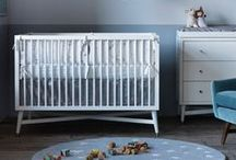 nursery style: mid-century modern / by giggle
