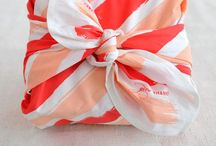 pretty packages, perfect presents / Hand-made gift and hostess ideas
