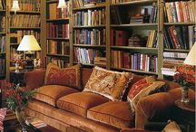 Dream Home / My style, old, eclectic and comfy. / by Food Junkie