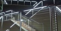 Lumenrail Lighted Railing / Lumenrail Lighted Railing - Courtesy of Wagner Companies - Railing Products & Services - http://www.wagnercompanies.com/