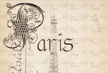 Paris / by Pamela Saunders