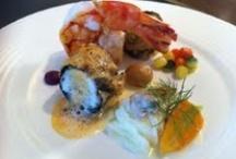 "Hotel Food ""Culinary art on a plate"""