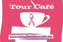 Virtual Book Tour Cafe' / Author on virtual book tour at the virtual book tour café. Author spotlights and new books for great reading.  http://www.virtualbooktourcafe.com