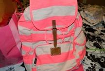 Backpacks<3 / by Betty Negrete